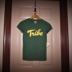 NWT School House William & Mary Collegiate Tee